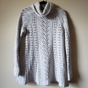 Sleeping on snow Anthropology Eldora sweater